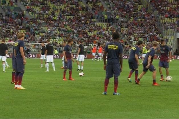 Barcelona z zakazem transferów do stycznia 2016 roku