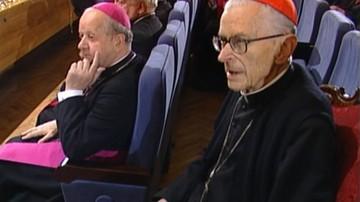 """27-07-2016 22:16 Papież chce odwiedzić chorego kardynała Macharskiego. """"Wydaje się oczywiste, że to zrobi"""""""