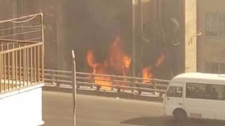 Do 17 wzrósł bilans ofiar śmiertelnych zamachu w Damaszku