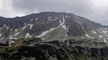 2016-10-26 Ciało 28-letniego biegacza, który zginął w Tatrach, zidentyfikowała rodzina