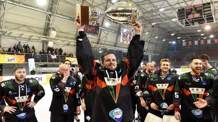 PP w hokeju na lodzie: Triumf GKS-u Tychy