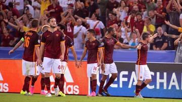 2015-09-16 Włoskie media: Roma po meczu z Barcą z podniesioną głową