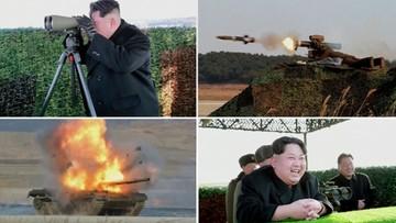 27-02-2016 10:48 Nowa zabawka koreańskiego dyktatora - sterowany laserem pocisk przeciwpancerny