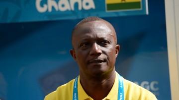 2017-04-04 El. MŚ 2018: Appiah ponownie poprowadzi reprezentację Ghany