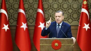 """14-12-2016 16:43 Erdogan wzywa do """"narodowej mobilizacji"""" przeciwko terrorystom"""