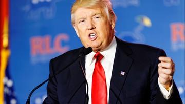 25-05-2016 06:57 Trump ściga się sam ze sobą i wygrywa w stanie Waszyngton