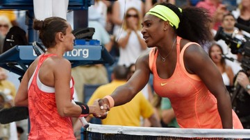 2015-09-12 Vinci: Trochę mi przykro, że pokonałam Serenę Williams