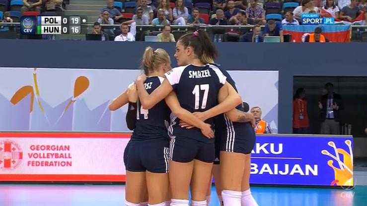 Polska - Węgry 3:1. Skrót meczu