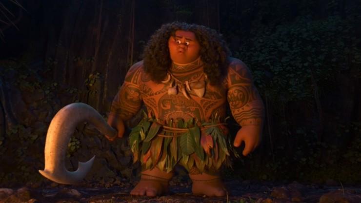 """""""Pół świnia, pół hipopotam"""". Polinezyjczycy oburzeni postacią z filmu Disneya"""