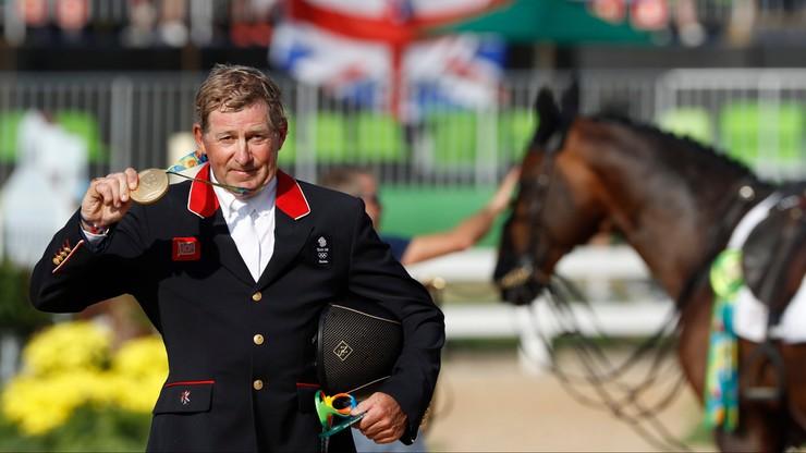 Rio 2016: 58-letni złoty medalista z endoprotezą biodra