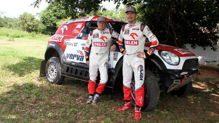 Rajd Dakar: Przygoński 12. kierowcą po 2. etapie, Loeb liderem