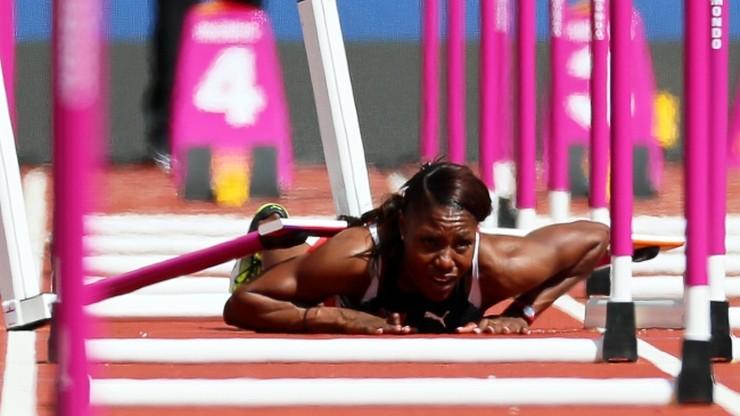 Lekkoatletyczne MŚ: Poważny wypadek w eliminacjach 100 m ppł