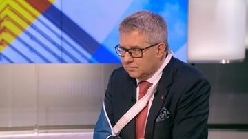 Czarnecki: Na pewno nie było, nie ma i nie będzie zgody na sytuację, w której polityk, który wybiera interesy bardziej innych krajów niż własnego był naszym kandydatem