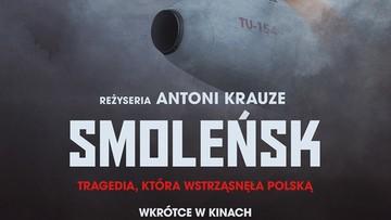 """02-08-2016 10:23 Film """"Smoleńsk"""" w kinach 9 września. Nowy zwiastun"""