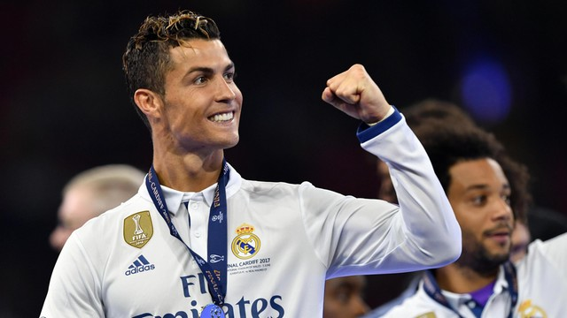 Piłkarska LM - historyczne wyczyny Ronaldo