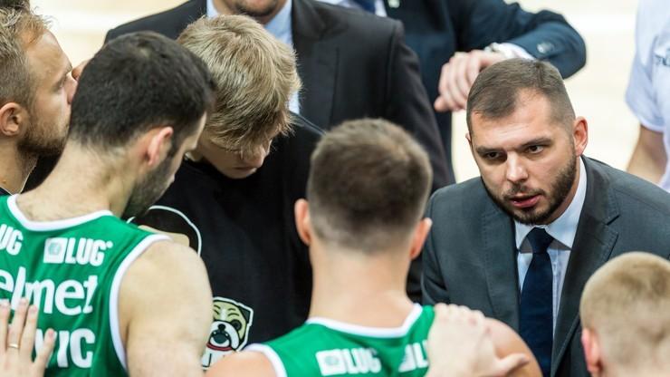 Liga Mistrzów FIBA: Porażka mistrza Polski