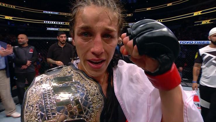 UFC 211: Nowe rekordy Jędrzejczyk!