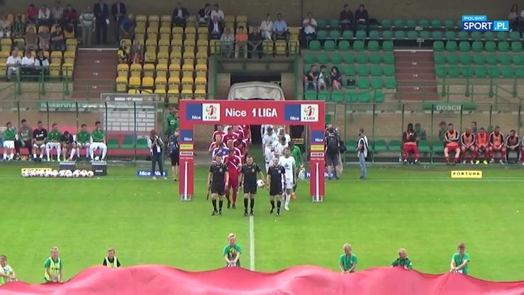 2017-08-29 Górnik Łęczna - Drutex-Bytovia 1:1. Skrót meczu