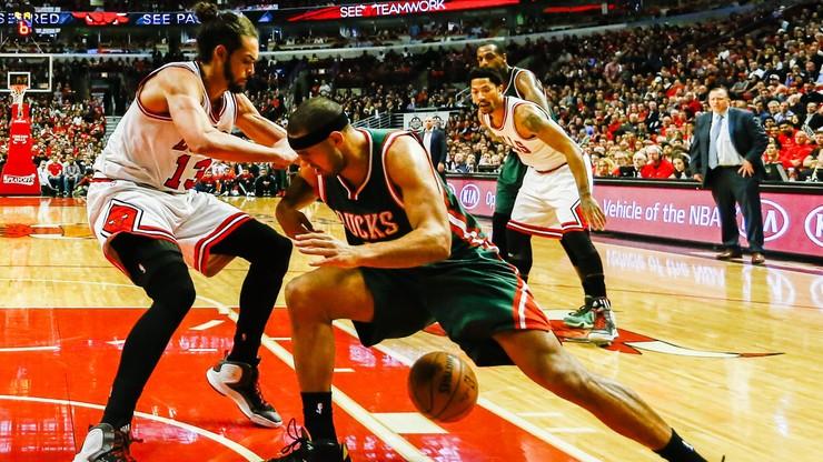 Tak się gra w fazie play off. Bucks uciekli spod topora