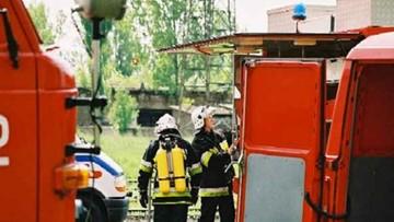 30-03-2016 20:12 Jechali gasić las, zderzyli się z ciągnikiem. Nie żyje kierowca
