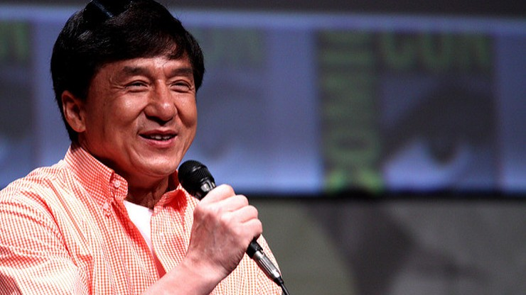 Jackie Chan chce się spotkać z Łukaszenką