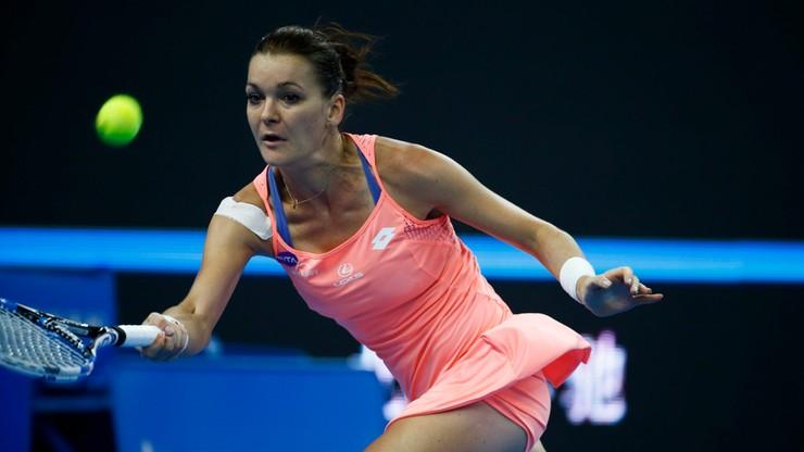 WTA Finals: Radwańska pewna występu w turnieju w Singapurze