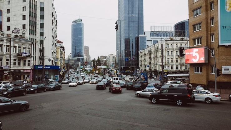 Ulica w Kijowie nazwana imieniem Stepana Bandery