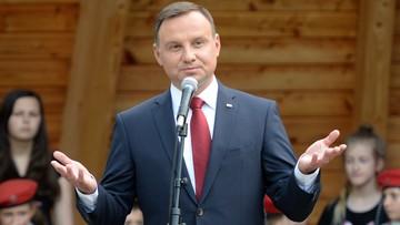 13-06-2016 12:44 CBOS: 55 proc. Polaków dobrze ocenia prezydenta. Gorsze notowania TK
