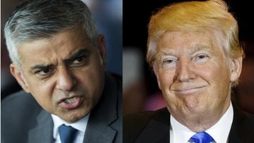 10-05-2016 14:03 Burmistrz Londynu krytykuje Trumpa. Zarzuca mu ignorancję w kwestii islamu