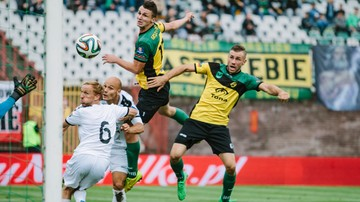 2016-10-24 Trener GKS Jastrzębie: Nie stracić gola w starciu z Wigrami