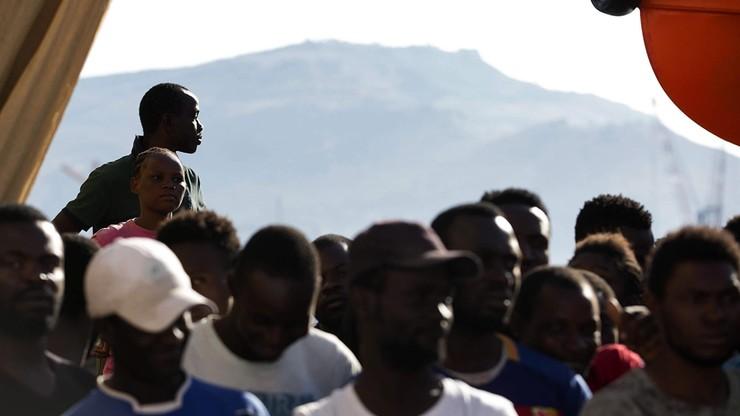 Włoskie MSW: Niemcy zgodziły się przyjąć setki uchodźców