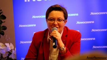 05-04-2016 13:07 Nowoczesna ws. zakazu aborcji napisała list do prezydentowej i organizuje masz