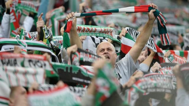 Piłkarska LM - wszystkie bilety na Legię sprzedane