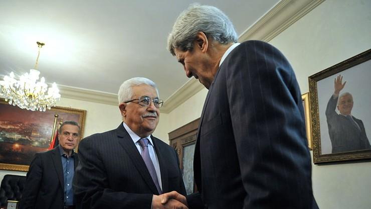 Prezydent Palestyny gotów do rozmów z Izraelem, ale stawia warunki