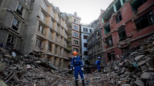 Nepal: koniec 13-dniowej żałoby po ofiarach trzęsienia ziemi