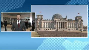 Dziś pierwsze posiedzenie nowego Bundestagu