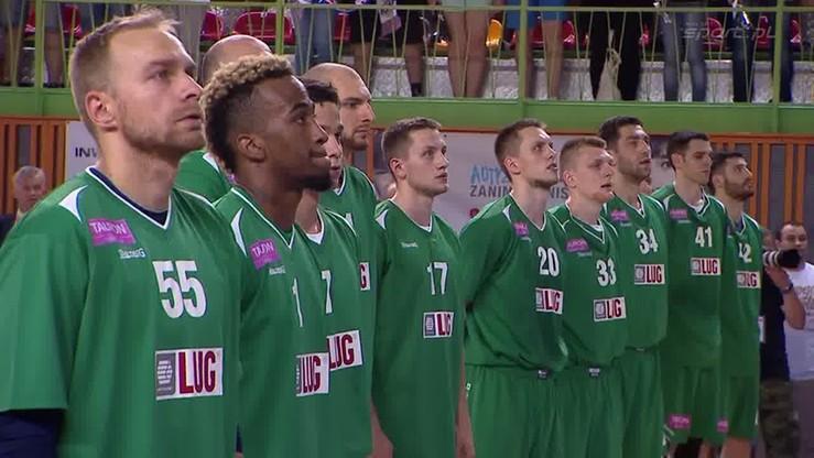 Mazurek Dąbrowskiego na finale Tauron Basket Ligi