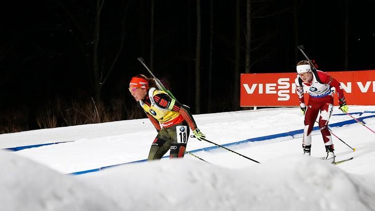 PŚ w biathlonie: Bezkonkurencyjna Dahlmeier, Gwizdoń 15.