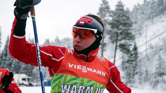 PŚ w biegach - zwycięstwo Norweżki Weng, Kowalczyk 19