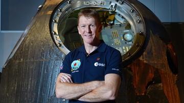 2015-12-05 Brytyjski astronauta przebiegnie maraton... w kosmosie