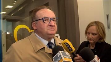 13-03-2017 18:27 Saryusz-Wolski traci miejsca w dwóch komisjach Parlamentu Europejskiego