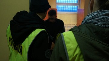 29-11-2016 17:14 Sprawca ataków na kobiety w Katowicach zatrzymany