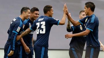 2015-10-24 Real górą w Vigo. Królewscy samodzielnym liderem!