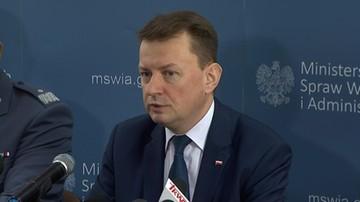 03-04-2017 08:29 Błaszczak: z Polski wydalono kilka osób podejrzanych o związki z organizacjami terrorystycznymi