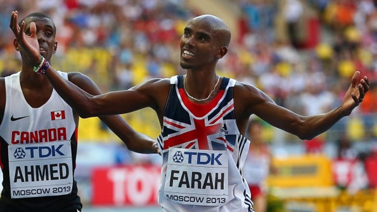 Farah mówi do widzenia, ale czy się żegna z trenerem-szarlatanem?