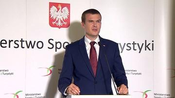 22-08-2016 12:35 Minister podsumowuje igrzyska: potrzebne są zmiany w polskim sporcie