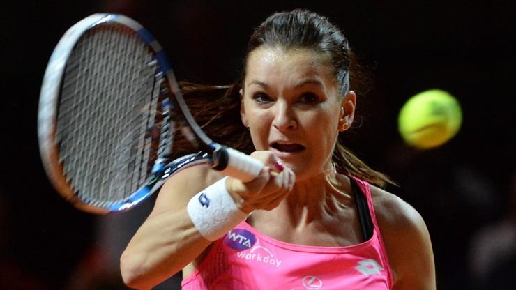 Radwańska nie zagra w finale turnieju w Stuttgarcie. Nie dała rady niemieckiej kwalifikantce
