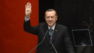 21-08-2017 16:54 Erdogan: możliwa operacja z Iranem przeciwko Kurdom