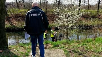 05-04-2016 13:38 Zwłoki starszego mężczyzny w walizce. Makabryczne odkrycie w Gliwicach