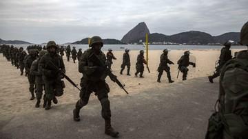 21-07-2016 19:59 Planowano zamach podczas igrzysk w Rio. Aresztowano 10 osób